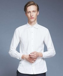 ABAHOUSE/【Recency of Mine】メランジライトシャギーツイルシャツ/501224557