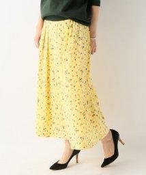 FRAMEWORK/vintage  フラワープリントスカート/501224817