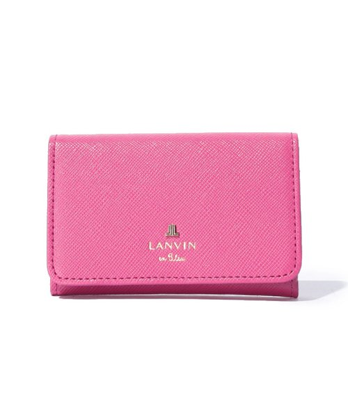 LANVIN en Bleu(BAG)(ランバンオンブルー(バッグ))/リュクサンブール 名刺入れ/480114