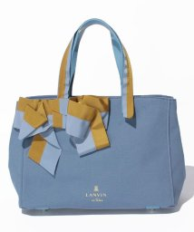 LANVIN en Bleu(BAG)/マリアンヌ リボントートバッグ/501224859
