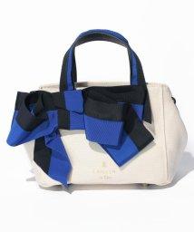 LANVIN en Bleu(BAG)/マリアンヌ リボン2wayトートバッグS/501224861