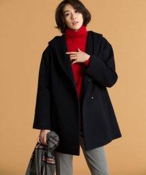 JIYU-KU /【マガジン掲載】ウールビーバー フーデッドコート(検索番号U26)/501224891