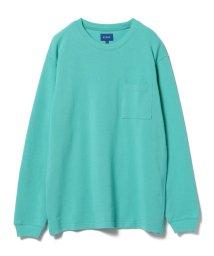 BEAMS OUTLET/BEAMS / カノコ ポケット Tシャツ/501115503