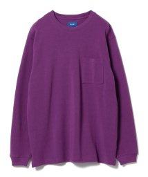 BEAMS MEN/BEAMS / カノコ ポケット Tシャツ/501115503