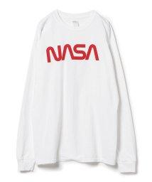 BEAMS MEN/NASA / プリントTシャツ/501117841