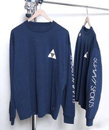 coen/SUNNY SPORTS(サニースポーツ)別注袖プリントTシャツ/501194775
