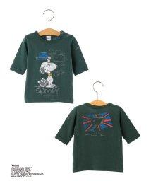 SHIPS KIDS/SHIPS KIDS:スヌーピー 7分袖 TEE(80~90cm)/501198925