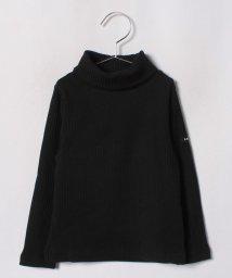 b-ROOM/テレコタートルネックTシャツ/501200116