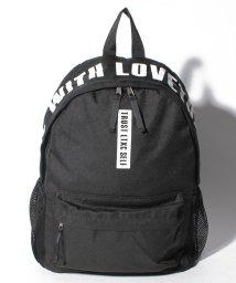 Lovetoxic/ビッグロゴ入りリュック/501200151