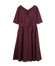 PROPORTION BODY DRESSING/《BLANCHIC》テントシャツワンピース/501223386