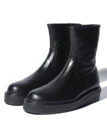 KIDS LOVE GAITE/【マガシーク限定先行受注商品】Rubber Side Zip Boots/501224467