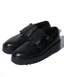 KIDS LOVE GAITE/【マガシーク限定先行受注商品】Rubber Double Monk Shoes/501224468