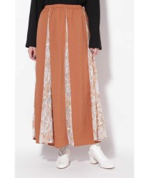 ROSE BUD/レース切替えスカート/501225149