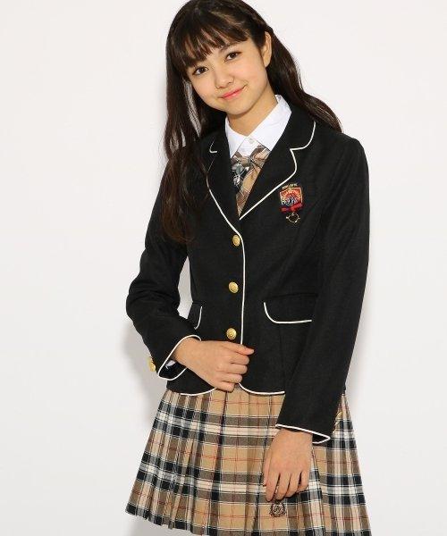 PINK-latte(ピンク ラテ)/【卒服】パイピング ジャケット/99990931941030