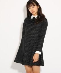 PINK-latte/【卒服】衿付き ワンピース/501225410