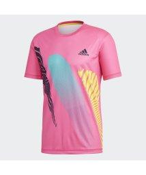 adidas/アディダス/メンズ/MEN RULE#9 SEASONAL Tシャツ/501226172