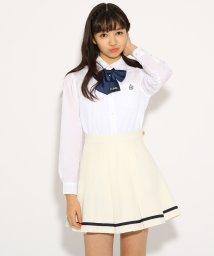 PINK-latte/【卒服】リボンタイ付 セーラー スカート/501226782