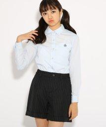 PINK-latte/【卒服】シンプル ブラウス/501226783