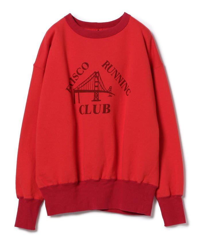 BEAMS WOMEN .R.C.スウェット