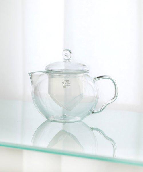 Afternoon Tea LIVING(アフタヌーンティー・リビング)/茶漉し付き耐熱ポット/パラレル2/BJ3718305387