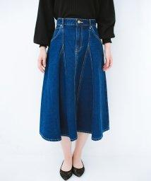 haco!/Lady Lee リメイクフレアースカート/501179976