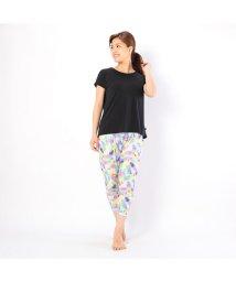 VacaSta Swimwear/【FILA Yoga】ヨガ 吸水速乾 ウェア上下3点セット/501182814