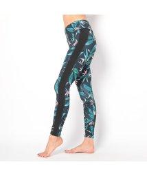 VacaSta Swimwear/【RUSTY Yoga】ヨガ 水陸両用 プリントロングレギンス/501182822
