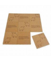 En Fance/【moz】 コルクマット 9枚セット/501198007