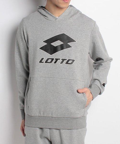 lotto(ロット)/ロット/メンズ/スウェットフードパーカ/58869900
