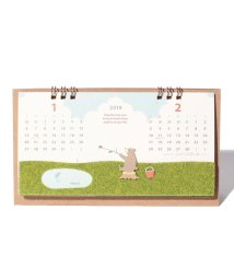 Afternoon Tea LIVING/ウッドパーツカレンダー/501196723
