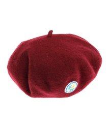 BREEZE / JUNK STORE/鳥ワッペン付きフェルトベレー帽/501204374