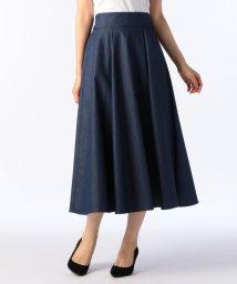 NOLLEY'S/デニムフレアースカート/501205959
