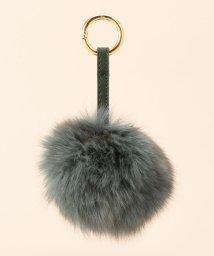 fredy emue/FOXファーポンポンチャーム/501205972