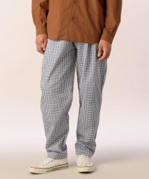 GLOSTER/【COOK MAN/クックマン】CHEF PANTS(ギンガム)/501206007