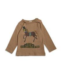 BREEZE / JUNK STORE/horseベビーTシャツ/501208571