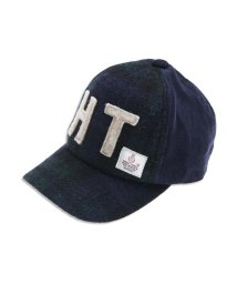 BREEZE / JUNK STORE/Harris Tweed ベースボールキャップ/501208851
