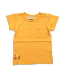 BREEZE/FOスマイルポケットTシャツ/501210442