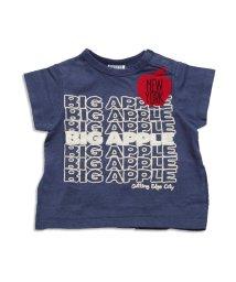 BREEZE/ビッグアップル切替Tシャツ/501210455