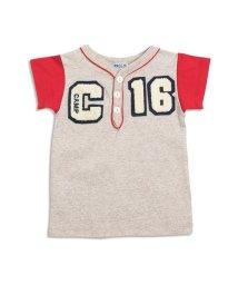 BREEZE/ベースボールTシャツ/501210472
