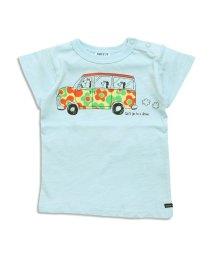 BREEZE/車プリントTシャツ/501210502
