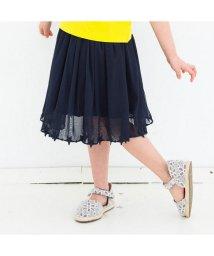 BREEZE / JUNK STORE/裾星刺繍チュールスカート/501210577