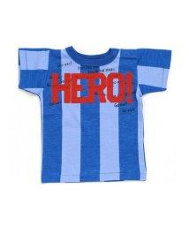 BREEZE/ストライプTシャツ/501210705