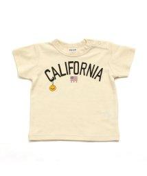 BREEZE / JUNK STORE/アメリカンFOスマイルメッシュTシャツ/501210736