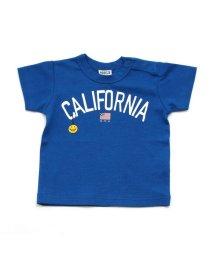 BREEZE/アメリカンFOスマイルメッシュTシャツ/501210736