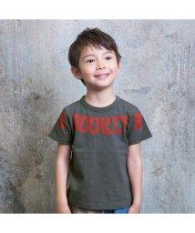 BREEZE/デカロゴプリントTシャツ/501210747