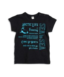 apres les cours/Sea to Sea ロゴ半袖tシャツ/501211860