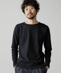 nano・universe/アメリカンコットンバスクTシャツL/S/501224278
