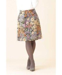 PROPORTION BODY DRESSING/【美人百花 11月/CanCam 12月号掲載】ゴブランジャガード台形スカート/501229981