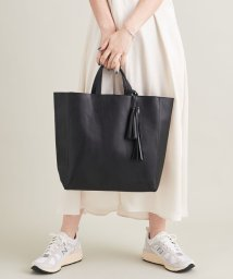 BEAUTY&YOUTH UNITED ARROWS/【追加予約】BY レザータッセルトートバッグ -2WAY-/501230677
