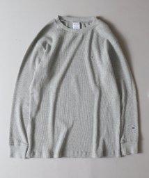 JOURNAL STANDARD relume Men's/Champion×reume / 別注チャンピオン WAFFLE L/S Tシャツ/501230782